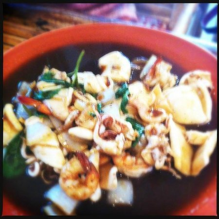 Imchai Thaifood: seafood