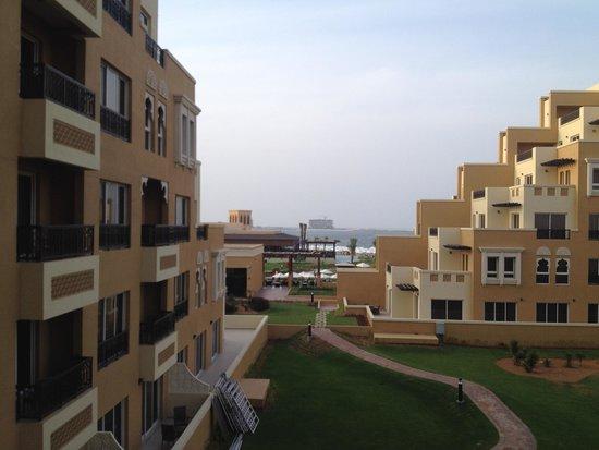 Rixos Bab Al Bahr : вид из номера