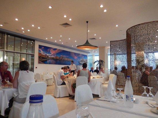 Panorama Hotel - Chania : Fish restauraunt