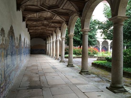 Hospedaria Convento de Tibaes: ancien monastère