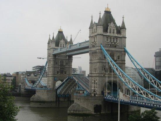 Tower Bridge: vista del Ponte