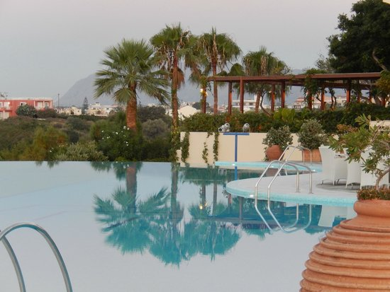 Panorama Hotel - Chania: Pool
