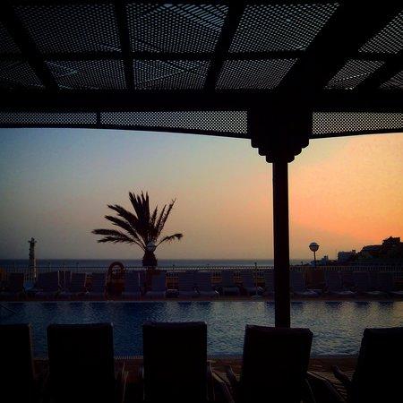 SBH Jandía Resort : atardecer