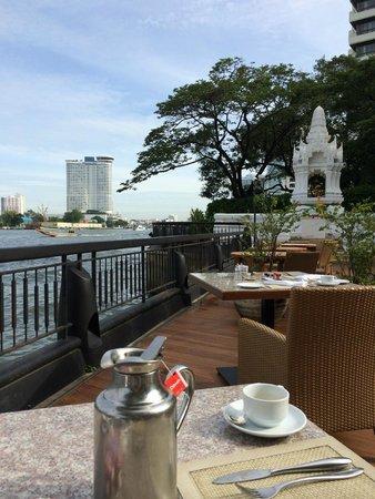 Shangri-La Hotel,Bangkok : 朝食