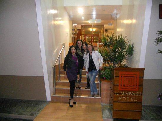 Lima Wasi Hotel: Buena ubicacion