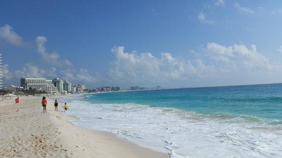 The Westin Resort & Spa, Cancun: great beach