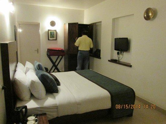 Devraj Niwas (Stay Well Planted): Room interior