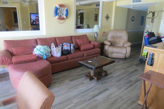 Catalina Beach Club Living Room
