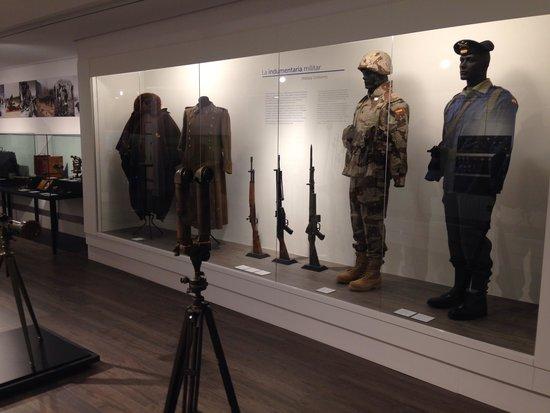 Museo Historico Militar de Burgos