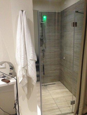 L'Hotel Rimini : bathroom