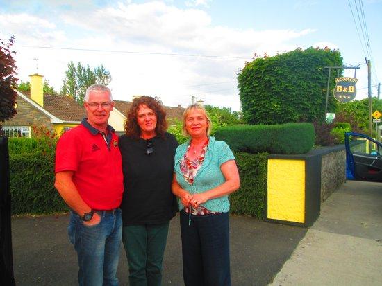 Willowbrook Bed & Breakfast: Trish, Tom, & Dana