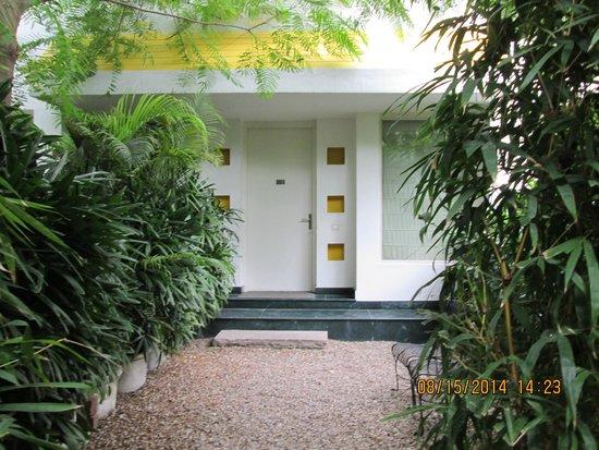 Devraj Niwas (Stay Well Planted): Exterior of room