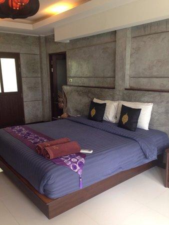 In Touch Resort & Restaurant: La nostra camera!