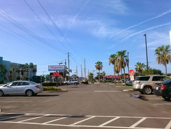Four Points by Sheraton Cocoa Beach: drug stores across the street
