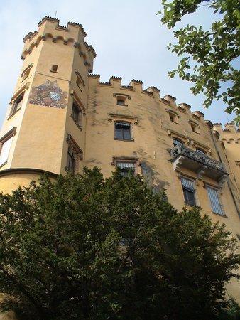 Schloss Hohenschwangau: 外観