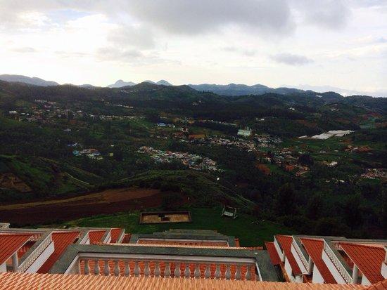 Sagar Holiday Resorts: View frm balcony