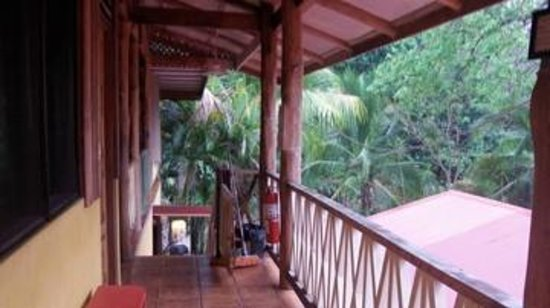 Casa Zen Guest House & Yoga Center: Upstairs