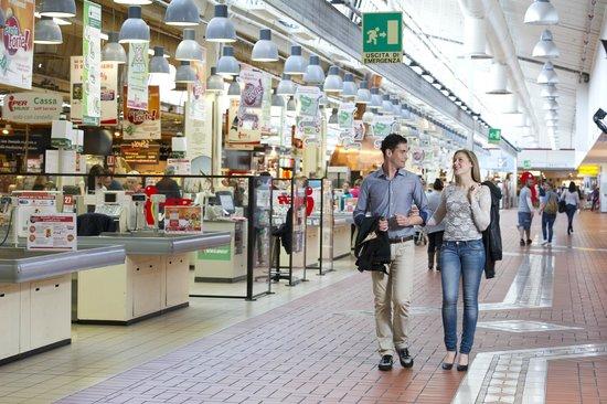 Shopping a citt fiera 9 foto di citt fiera for Fiera di udine