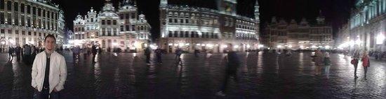 Gran Plaza: Panorámica del lugar