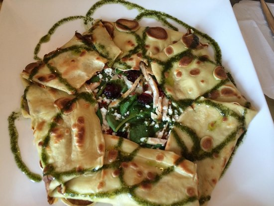 Crepes De Luxe Cafe: Roman