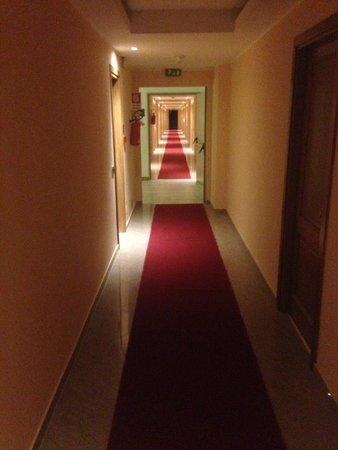 Hotel dei Pini: Hall