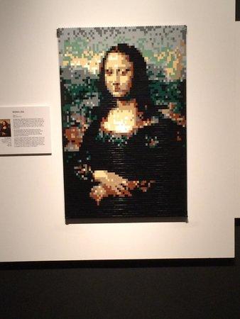 Discovery Times Square : Mona Lisa
