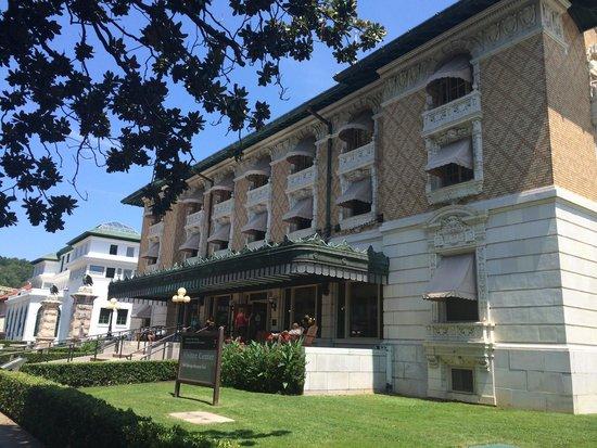 Fordyce Bathhouse (Vistor Center): Fordyce Bathhouse
