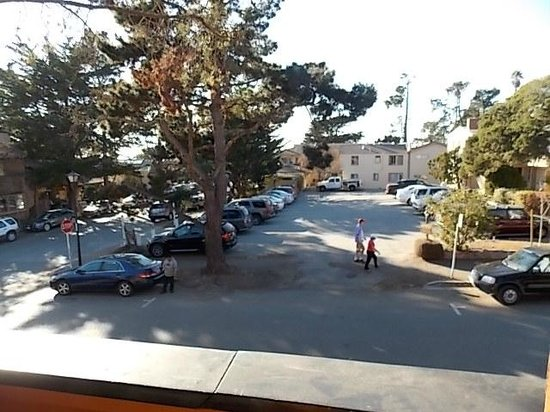 Clarion Collection Carmel By The Sea: Room 317 view from balcony