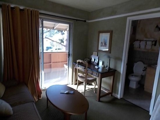 Clarion Collection Carmel By The Sea: Room 318 balcony