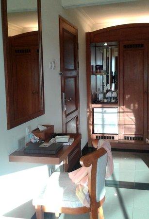 SanGria Resort & Spa: the room