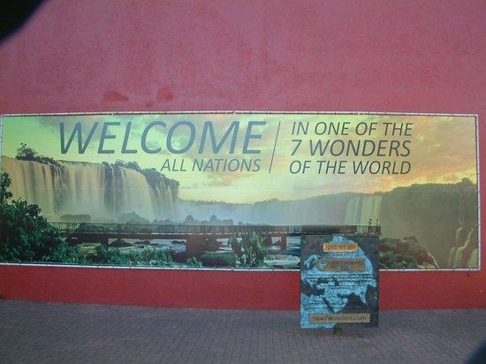 Iguazu Falls: SEVEN WONDER
