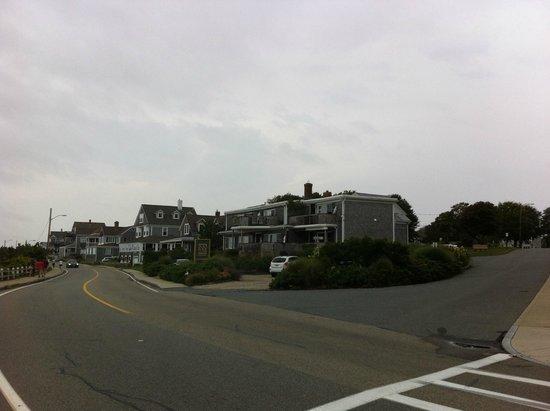 Inn on the Sound: View of the Inn