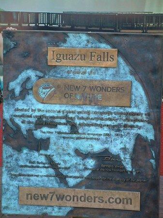 Iguazu Falls: WWW.NEW7WONDERS.COM