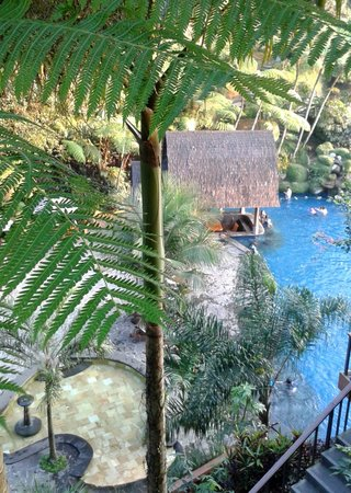 SanGria Resort & Spa: view from the top