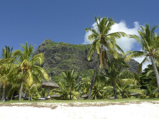 Beachcomber Dinarobin Hotel Golf & Spa: Le Morne