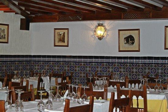Restaurante Asador La Parrilla: salón principal