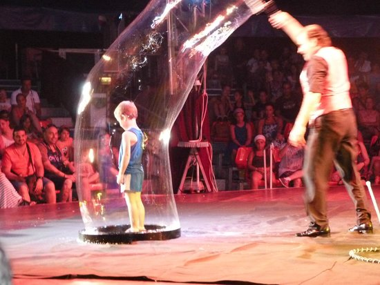 Benidorm Circus