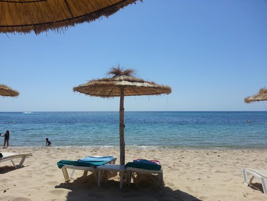 Radisson Blu Resort & Thalasso: sea