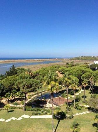 Quinta Do Lago Hotel: vue de la chambre