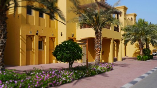 Al Hamra Residence & Village : территория
