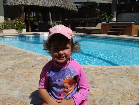 Aruba Sunset Beach Studios: Pool