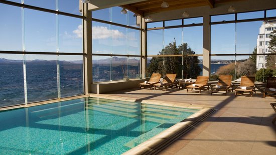 Alma del Lago Suites & Spa: Vista da Piscina