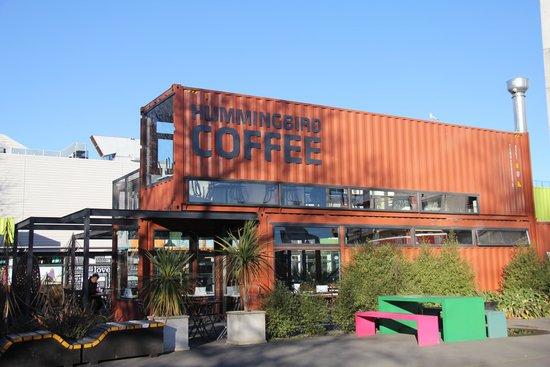 Re:START: cafe