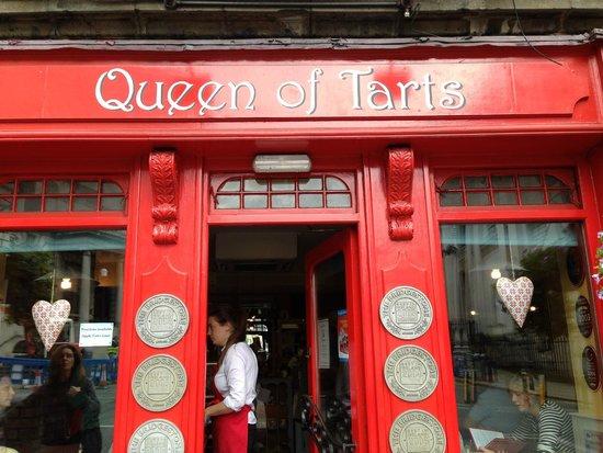 Queen of Tarts: entrata