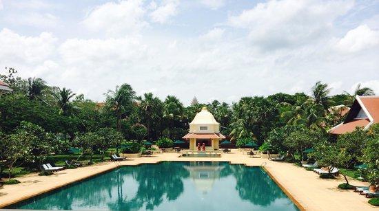 Raffles Grand Hotel d'Angkor: Eine Oase der Ruhe und Erholung