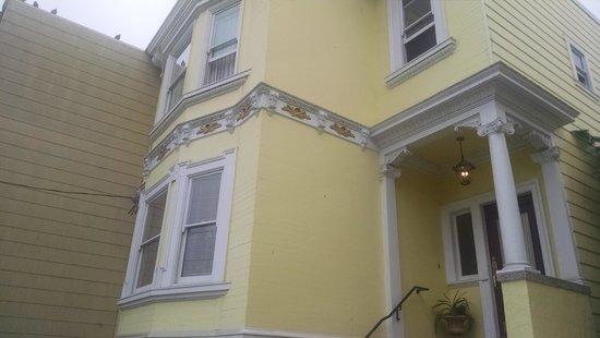 Parker Guest House: house 1