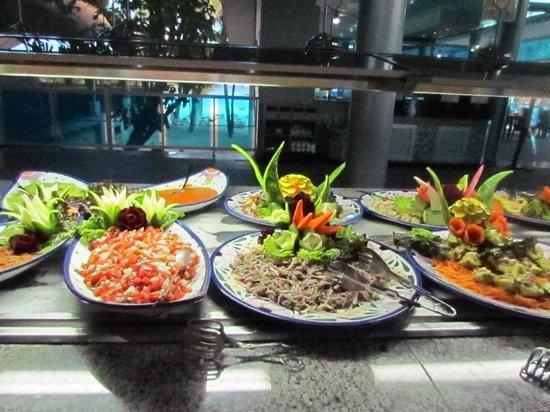 ClubHotel Riu Tequila: deliciosa y apetitosa comida