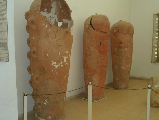 National Archaeological Museum: National Aechaelogical Museum Amman