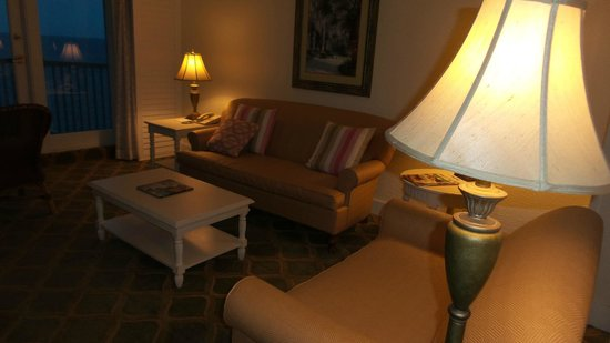 Pelican Grand Beach Resort, A Noble House Resort : Comfy!