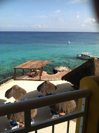 Playa Azul Golf, Scuba, Spa: Hotel room view